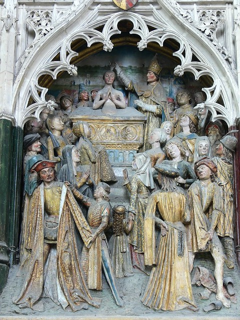 Baptising the People of Amiens