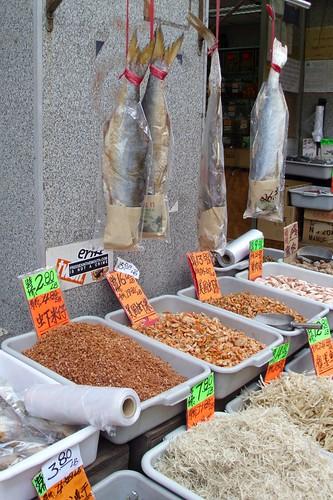 Bizarre Seafood in Chinatown