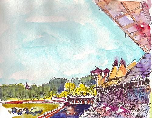 Racetrack, Saratoga Springs, NY