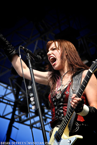 "Halestorm - Krockathon 15, Syracuse NY • <a style=""font-size:0.8em;"" href=""http://www.flickr.com/photos/20810644@N05/4918549658/"" target=""_blank"">View on Flickr</a>"