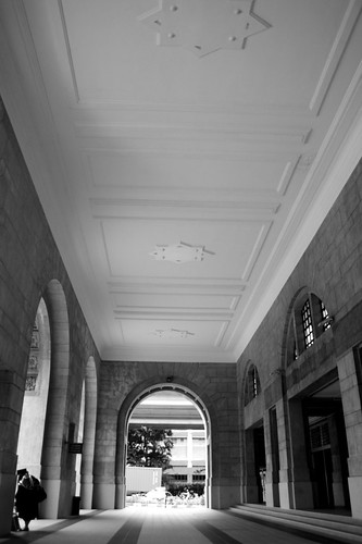 Tanjong Pagar Railway Station - Entrance
