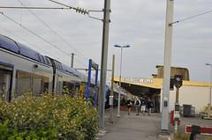 Boulogne Ville train Station (rizal krolla) Tags: travel paris france tower station rock train subway nikon europe boulogne euro hard champs eiffel elysees hdr dover ville calais d300