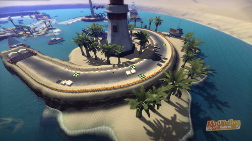 "ModNation Racers for PS3: ""Aquatica"""