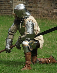 Men at Arms (messy_beast) Tags: arms medieval armour weapons mediaeval polearm