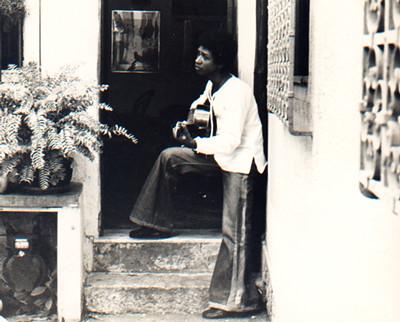 Recém-chegado no Rio , 1973