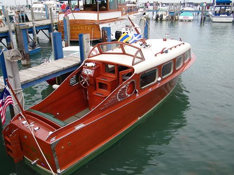 vintagetrailer tct portsanilac vintageboat tincantourists