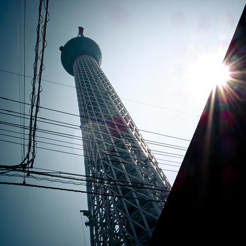 Sky Tree Burst, 東京スカイツリー