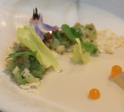 Alinea - Course 14: Surf Clam