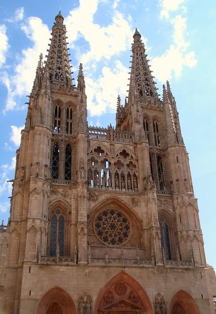 La Catedral de Burgos.Castilla y León. España