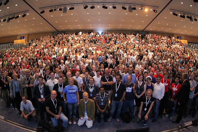 Drupalcon Copenhagen group photo