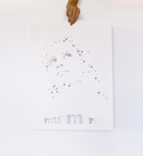 posters con orificios