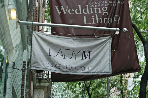 ladyM flag