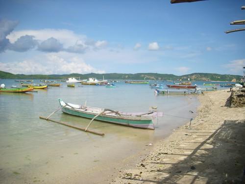 Pantai Gerupuk Lombok