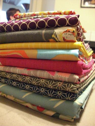 New Fabric!