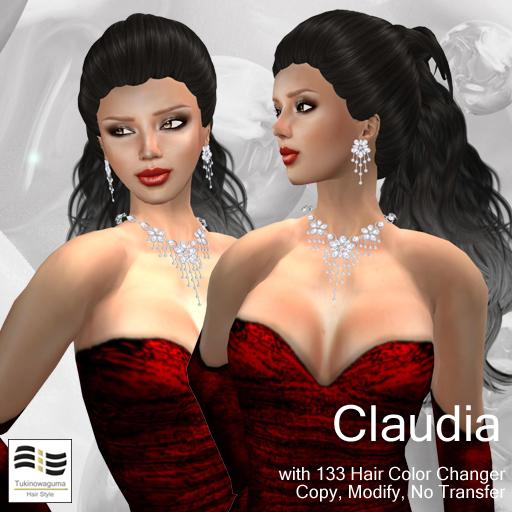 Tukinowaguma Claudia