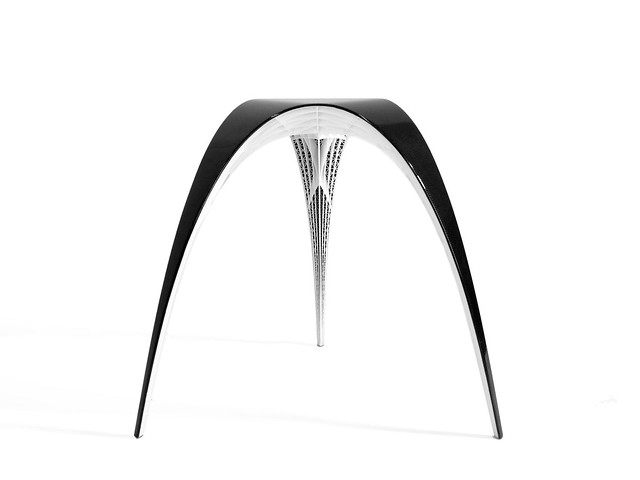 Gaudi Stool by Freedom Of Creation
