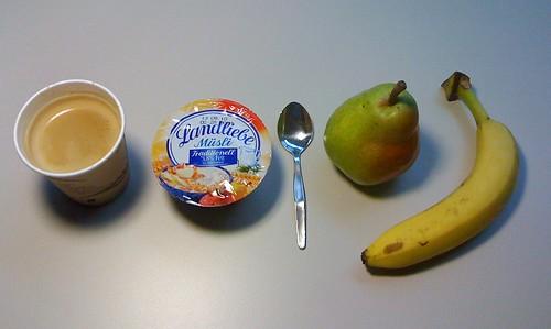 Landliebe Müsli, Birne & Banane