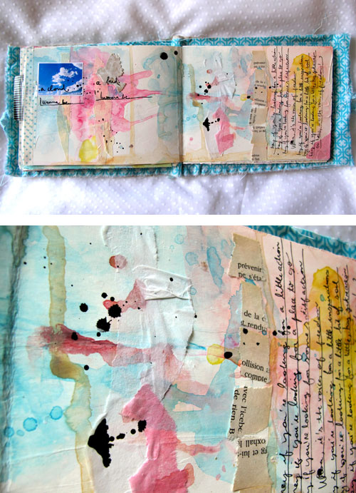"Art Journal ""Lost in relations"" p.10"