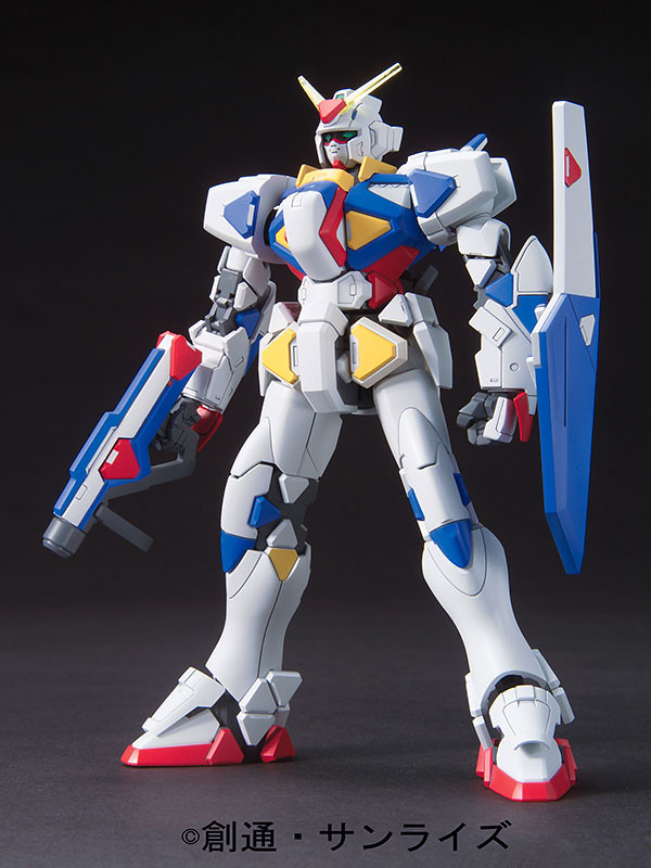 Gunpla Builders - 1/144 GPB-X80 Beginning Gundam HG (Bandai )