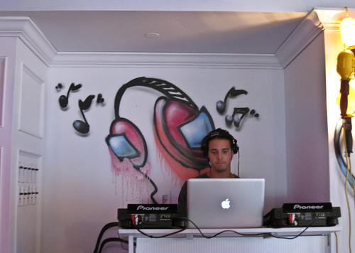 Opus Hotel 100 Days DJ