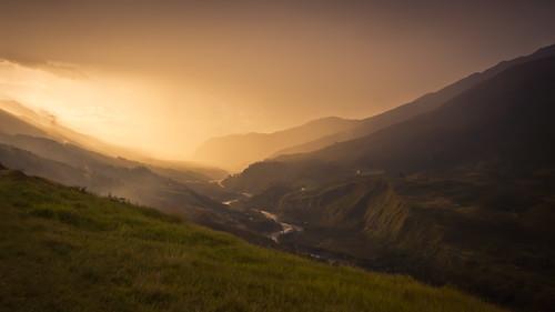 The Majestic Baliem Valley