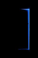Blue Door (Ben Sugden) Tags: door blue black delete10 delete9 dark delete5 delete2 nikon delete6 delete7 delete8 delete3 delete delete4 tasmania hobart d90 deletedbydeletemeuncensored blueblueworld