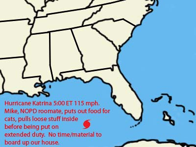 20050827-1 Katrina Timeline