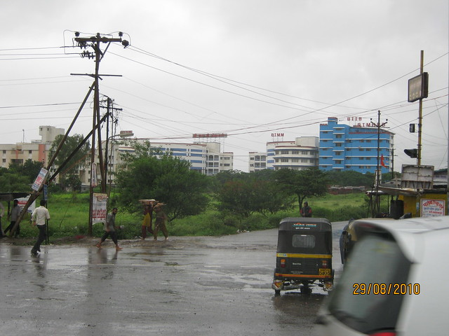 Balaji Institute Of Modern Management (www.bimmpune.com) - a.k.a. IIMM / BIIMM, Mumbai Pune Expressway at Wakad Pune