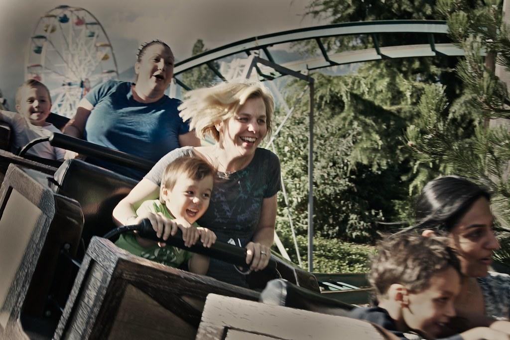PNE Kettle Creek Roller Coaster