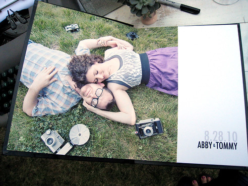 Gorgeous book of Engagement photos