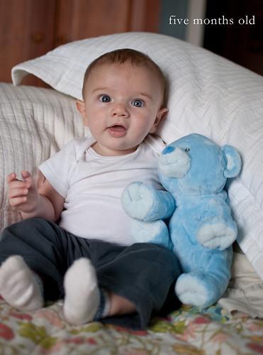 Eli 5 months