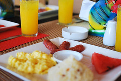D2 Microtel Breakfast