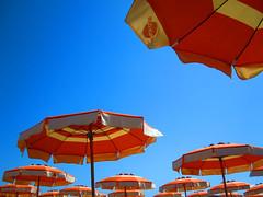 1: P.M. (Venturino) Tags: sea sun beach sand ombra cielo sole