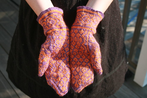 egyptian mittens