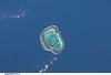 Mataiva Atoll, South Pacific (NASA, International Space Station Science, 08/13/10) (NASA's Marshall Space Flight Center) Tags: volcano lagoon nasa vanilla coralreef atoll southpacificocean internationalspacestation copra pahua tuamotuarchipelago stationscience crewearthobservation mataivaatoll