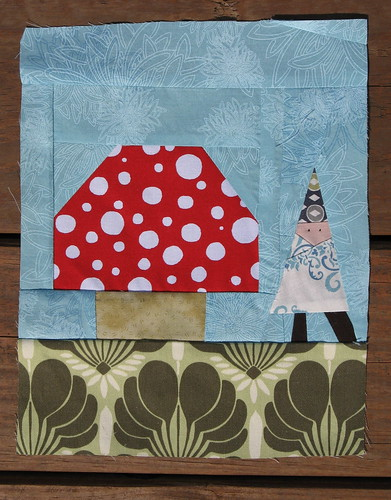 Block #2 for Ashley - Bee Modern Too