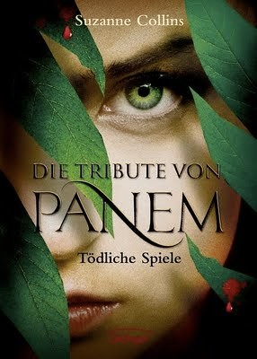 Hunger Games Cover - Germany