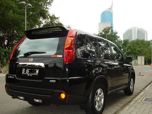 Wts Nissan X Trail Thn 2009 25ribu Km Like New