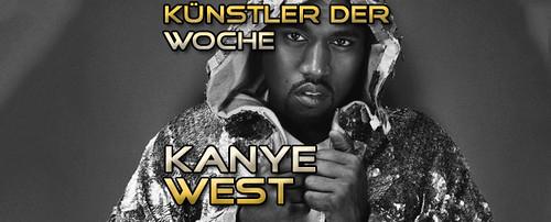 Artist of the Week - Kanye West _DE