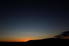 A shooting star (Arvin.R) Tags: twilight pueblo shootingstar