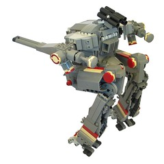 Ironsides 012 (kidthor) Tags: lego ironsides mech