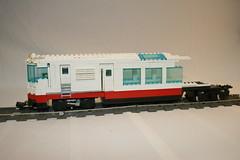 Old Passenger Train Side View Old Diesel Passenger Train Side Timvanputten Tags Train Lego