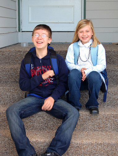 First day of school 2010 (9) ED