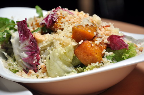 Roasted Spiced Pumkin and Couscous Salad 1