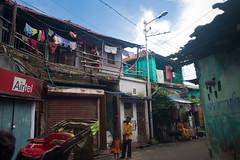 Kumartuli (hubertguyon) Tags: street rue calcutta inde quartier kolkota kumartuli bengaleoccidental