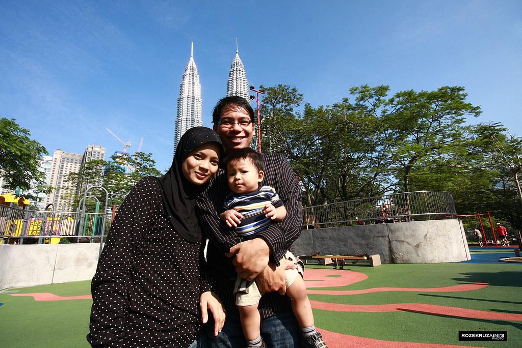 Hakeem, Haslina & Aiman