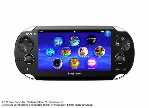 Sony's NGP (PSP2) Details, Features, and Games Line Up