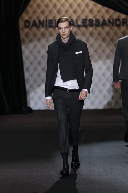 Adrian Bosch3109_FW11_Milan_Daniele Alessandrini(Simply Male models)