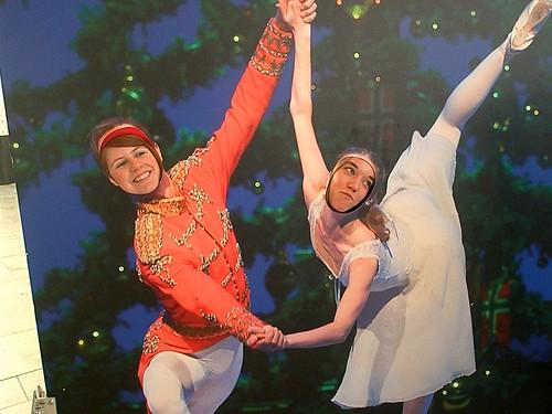 Balettstjärnor