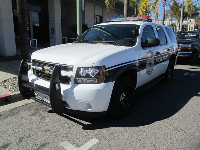 chevrolet tahoe police suv ppv tcar